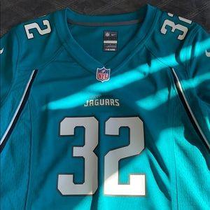 Nike NFL Jaguars #32 Jones-Drew Jersey